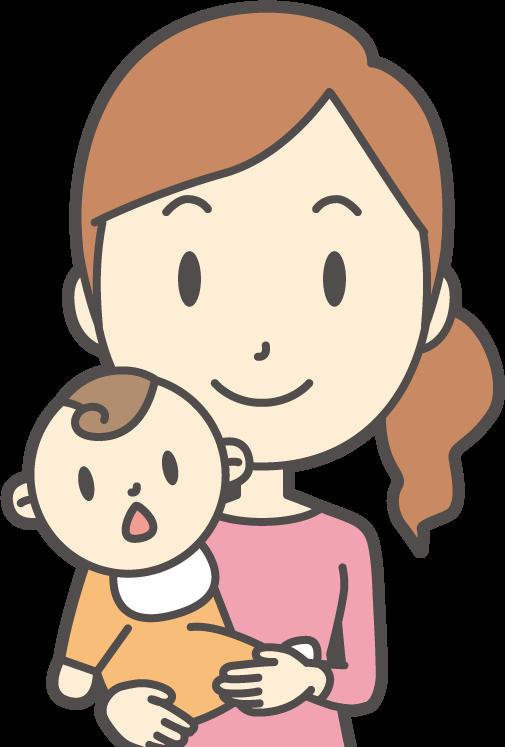 食材宅配サービスについて話す赤ちゃんママイメージ2