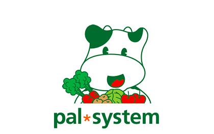 パルシステムの赤ちゃん幼児向け商品(離乳食)紹介のロゴ