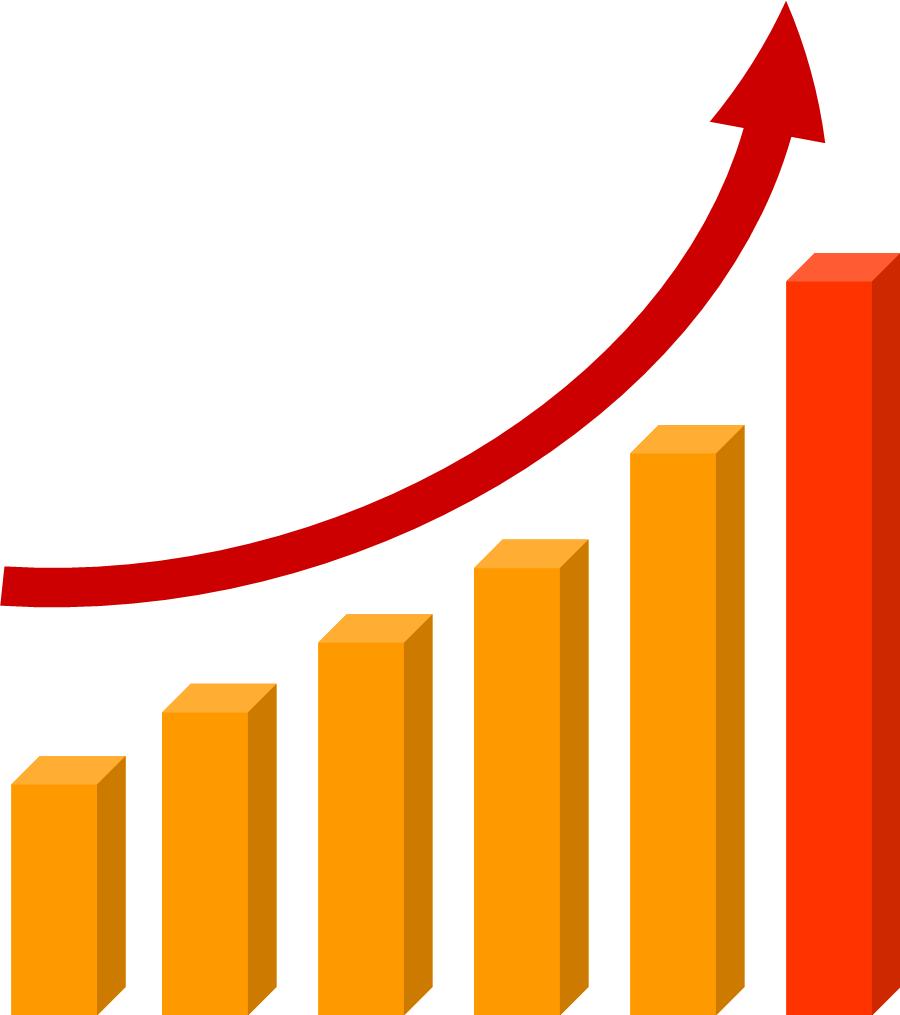 オイシックスとコープデリの利用者数比較グラフイメージ