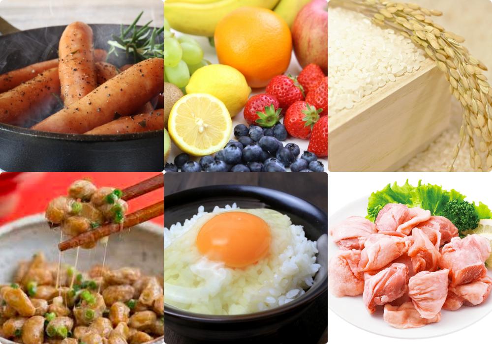 食材宅配の商品価格を比較しているイメージ