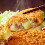 コープデリの「牛肉コロッケ」は国産原材料にこだわっています!