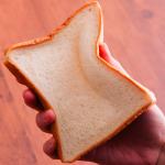 オイシックス「北海道生クリーム入り食パン」はしっとりやわらか食感です