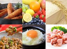 食材宅配の商品価格を比較するイメージ