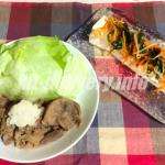 ヨシケイ体験談(ブログ)『豚肉のおろし焼き』を作ってみました!