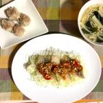 ヨシケイ体験談(ブログ)『白身魚の油淋ソース』を作ってみました!