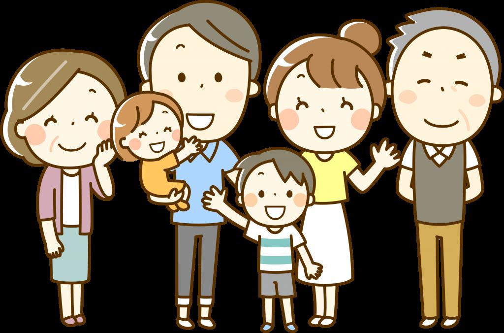 子供がいる家族の食材宅配選び方イメージ