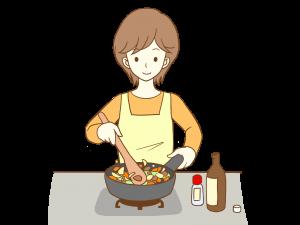 家事の負担を減らしたいので食材宅配を利用する主婦