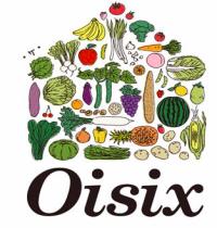 食材宅配サービスオイシックスのロゴ