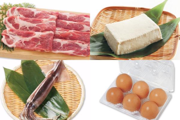大地を守る会 生鮮食品イメージ