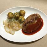 おうちコープで人気の『神戸三田屋生ハンバーグ』を実際に食べてみました!